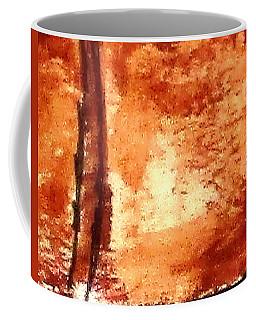 Digital Abstract No9. Coffee Mug
