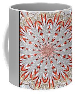 Digitalized Cardinal Coffee Mug