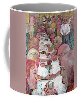 Dinner Party Coffee Mug