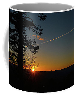 Dipping Down Coffee Mug
