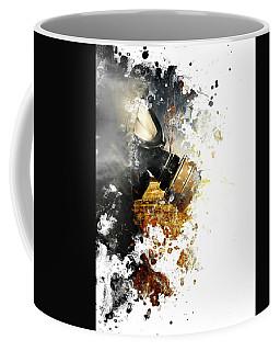 Disaster Of War And Gas Coffee Mug