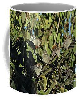Coffee Mug featuring the photograph Disguised by Ann E Robson