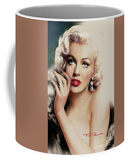 Diva Mm 169 Rose Coffee Mug