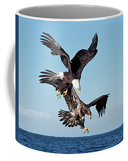 Diving Duo Coffee Mug