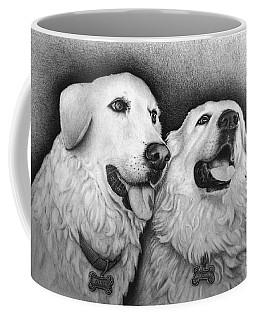 Dixie And Savannah Coffee Mug