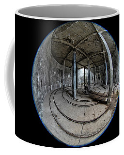Djupavik Cannery Herring Oil Tank Coffee Mug