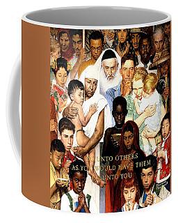 Norman Rockwell Coffee Mugs