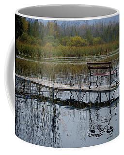 Dock By The Bay Coffee Mug