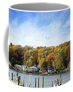 Dockside View Coffee Mug