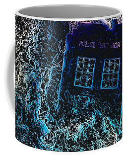 Doctor Who Tardis 3 Coffee Mug