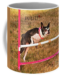 Doggie Agility  Coffee Mug