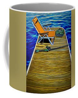 Done Fishing Coffee Mug