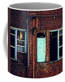 Door To Nowhere Coffee Mug