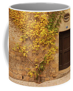 Coffee Mug featuring the photograph Doorway, Sarlat, France by Mark Shoolery