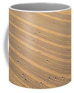 Dot Matrix Coffee Mug