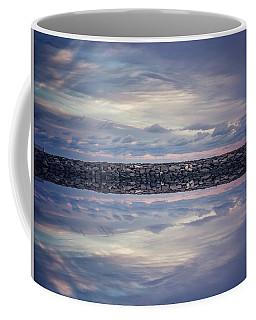Double Exposure 2 Coffee Mug