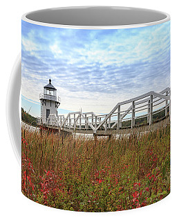 Doubling Point Lighthouse In Maine Coffee Mug