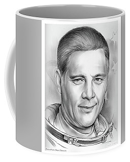 Doug Wheelock Coffee Mug