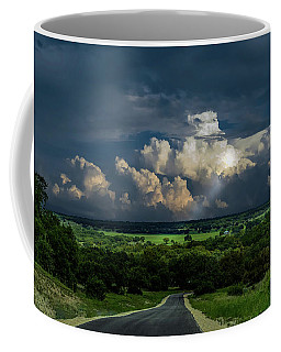 Down Hill From Here Coffee Mug