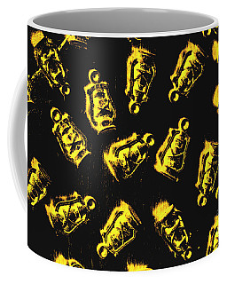 Down The Mineshaft Coffee Mug