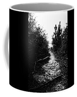 Down The Trail Coffee Mug