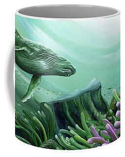 Down Under Coffee Mug
