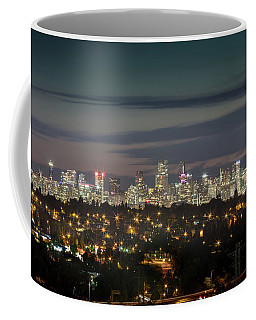 Downtown Dusk Coffee Mug