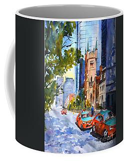 Downtown Toronto Coffee Mug