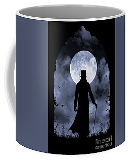 Dracula Returns Coffee Mug