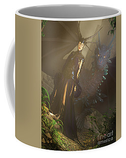 Dragon Empress Coffee Mug