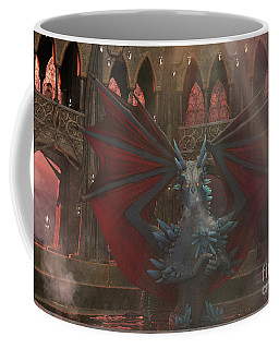 Dragon Steam Bath Coffee Mug