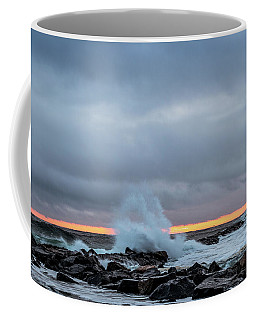 Dramatic Beginnings. Coffee Mug
