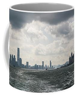 Dramatic Hong Kong Coffee Mug