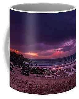 Dramatic Sky At Porthmeor Coffee Mug