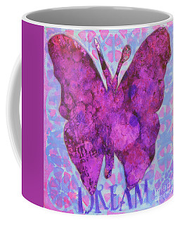 Dream Butterfly Coffee Mug