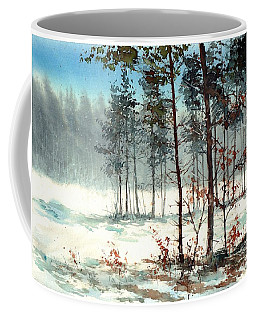 Dreaming Forest Coffee Mug