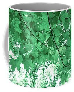 Dreams Of Summer In Paolo Veronese Green Coffee Mug
