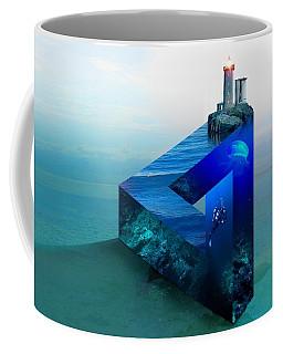 Dreamy Triangle Coffee Mug