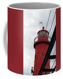 Dressed In Red Coffee Mug