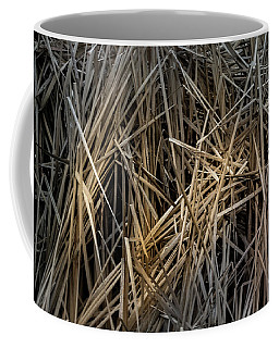 Dried Wild Grass IIi Coffee Mug