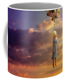 Drifting On A Sad Song Coffee Mug