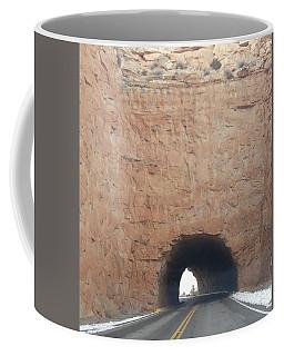 Drive Thru Rock Coffee Mug