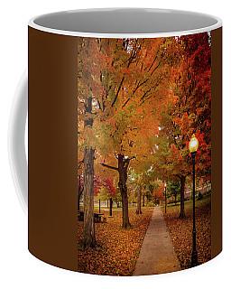 Drury Autumn Coffee Mug