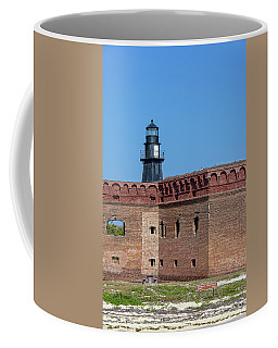 Coffee Mug featuring the photograph Dry Tortugas National Park, Fort Jefferson by Kay Brewer