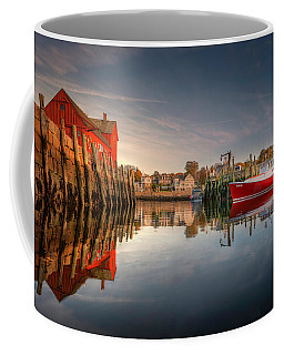 Coffee Mug featuring the photograph Duality Of Motif No. 1 by Thomas Gaitley