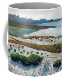 Dunes At Asilomar Coffee Mug