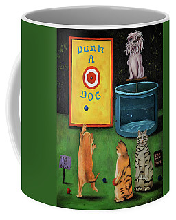 Dunk A Dog Coffee Mug
