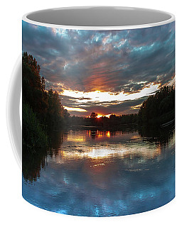 Dusk Aquarelle Coffee Mug