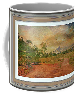 Dusk In The Hills Coffee Mug