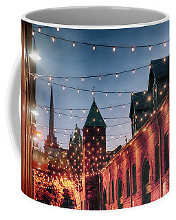 Dusk Lights Coffee Mug